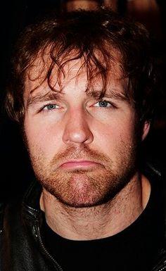 Grumpy Dean