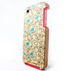 ★ NEW : Coque iPhone Bois 5/5s PiuPiu ►►► http://ow.ly/LhB17  ✔ en stock et livré en 48h Une coque de collection ! Créée de manière artisanale dans l'Ain avec du bois éco-responsable. Une coque fabriquée en seulement 15 exemplaires !