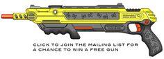 BUG-A-SALT The Original Salt Gun. Shoots a tiny amount of salt like pellets from a shotgun to kill flies.