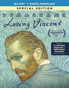 Loving Vincent is an unusual viewing experience that is not to be missed.