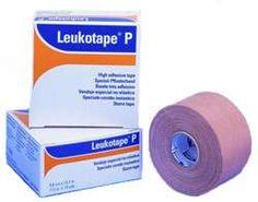 Leukotape - move over moleskin  better blister care