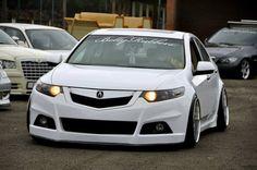 Acura TSX (Honda Accord)