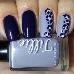 Instagram photo by lacquerloon  #nail #nails #nailart