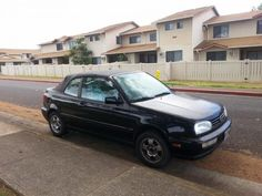 1997 Volkswagon Cabrio for sale near Hickam AFB, Hawaii                  MilClick.com - Military Lemon Lot - Buy or sell used cars, motorcycles, jeeps, RV campers, ATV, trucks, boats or any other military vehicle online.  100% FREE TO LIST YOUR VEHICLE!!!