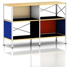 Herman Miller Eames Storage Unit, 2 x 2
