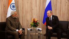 """ΤΟ ΚΟΥΤΣΑΒΑΚΙ: Η Ρωσία και η Ινδία σχεδιάζουν να υπογράψουν συμφω... ατά τη διάρκεια της επίσκεψης του Ρώσου Προέδρου Βλαντιμίρ Πούτιν στην Ινδία οι χώρες θα υπογράψουν συμφωνία στρατιωτικής συνεργασίας, είπε ο Πρέσβης της Ρωσίας στην Ινδία Αλέξανδρος Kadakin.  """" Θα υπογράψουμε σημαντικές συμφωνίες στον τομέα της στρατιωτικής ανταλλαγής και της κοινής συνεργασία μας , η οποία συμμορφώνεται πλήρως με το σύνθημα « Made in India » ανέφερε ο πρωθυπουργός ( της Ινδίας ) Narendra Μόδι, """" αυτά"""
