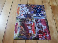 Bryn Renner Stephen Morris Marion Grice Quintin Payton 2014 Upper Deck Card Lot | eBay
