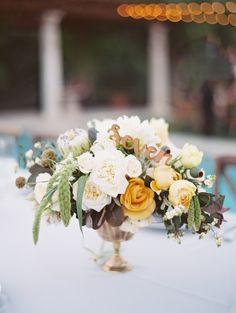 Romantically Chic Palm Springs Wedding - MODwedding