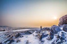 Mount Taebaek -byharris