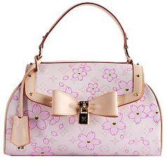 My favorite handbag - LV retro cherry blossom