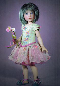 12 inch Helen Kish Dolls Olivia Primavera 2012
