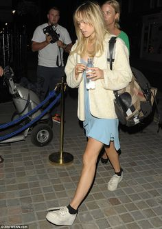 Suki Waterhouse in #Superga www.superga.com.sg