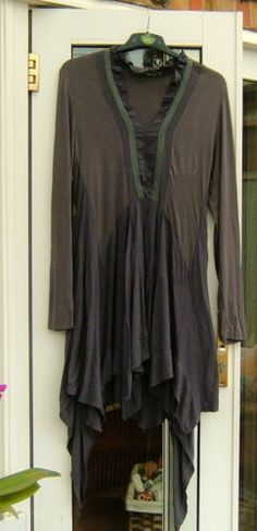 WORN ONCE GORGEOUS LAGENLOOK TUNIC TOP / DRESS BY BOHEMIA SIZE XL | eBay