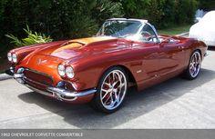 1962 Corvette - Google+
