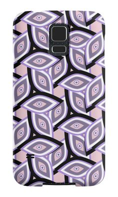 Abstract eyes and patterns by cocodes. #SamsungGalaxy #case #redbubble http://www.redbubble.com/people/cocodes/works/21556073-abstract-eyes-and-patterns?p=samsung-galaxy-case