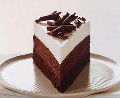 Torta di mousse di triplo cioccolato (Triple Chocolate Mousse Cake) di Daniele - Recipefy
