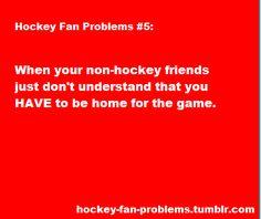Non-hockey fans just don't get it! Thankfully I have NHL Center Ice so I don't miss any games of this short season. Flyers Hockey, Hockey Memes, Hockey Quotes, Hockey Players, Caps Hockey, Rangers Hockey, Blackhawks Hockey, Chicago Blackhawks, Hockey Baby