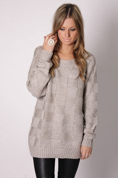 Totally love this Knit Jumper!