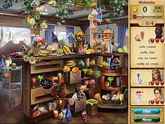 Hidden Objects Games are the bomb!