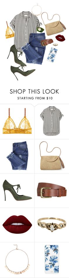 """""""That's cute, you think I care what you think"""" by maciestockman ❤ liked on Polyvore featuring STELLA McCARTNEY, The Great, Essie, Mar y Sol, Casadei, Will Leather Goods, Lime Crime, Vintage, Sonix and Collections by Hayley"""