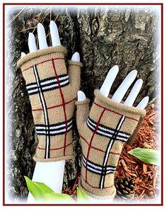 Ravelry: Burberry Fingerless Mitts pattern by Knitwits Heaven Celtic Shamrock, Fingering Yarn, Fingerless Mitts, Happy Flowers, Darning, Needles Sizes, Stockinette, Stitch Markers, Crochet Hooks