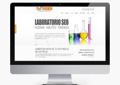 Diseño de empresa de posicionamiento web y marketing online. http://www.basicum.es/portfolio-item/diseno-web-empresa-top-your-web/
