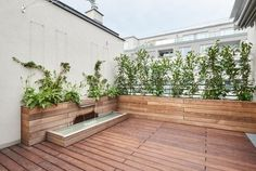 Blog - #balkonsichtschutz #Blog Rooftop, Deck, Outdoor Decor, Plants, Home Decor, Amy, Blog, Gazebo Curtains, Homemade Home Decor
