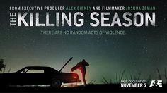 """A&E has announced a new docu-series, """"The Killing Season,"""" focusing on the 'Long Island Serial Killer,' who is believed to be responsible for murdering at least ten individuals and dumping their bodies at Gilgo Beach. The series will feature two documentarians that, with the help of journalists, cyber-sleuths, and the victims' families, will attempt to uncover new information and look at the case from alternative angles. The 8-episode series is set to premiere on November 5th."""