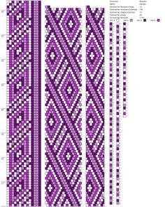 14 around tubular bead crochet rope pattern Crochet Bracelet Pattern, Loom Bracelet Patterns, Crochet Beaded Bracelets, Beaded Necklace Patterns, Bead Crochet Patterns, Bead Crochet Rope, Loom Patterns, Beading Patterns, Bead Jewellery