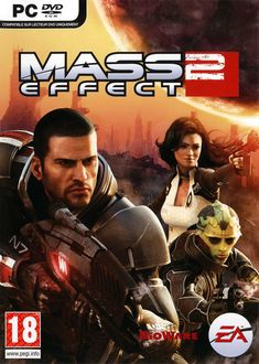 Mass Effect 2 by Bioware published by Electronic Arts #PC #Games