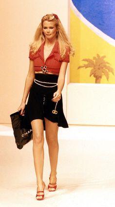 Claudia - CHANEL, 1995