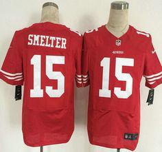 Jerseys NFL Sale - Nike San Francisco 49ers #81 Terrell Owens Black Alternate Men's ...
