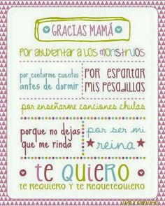 Gracias Mami                                                                                                                                                                                 Más