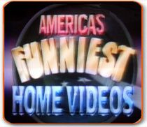 America's funniest home videos with bob saget