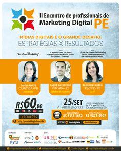 2º Encontro de Profissionais de Marketing Digital - Edição Pernambuco