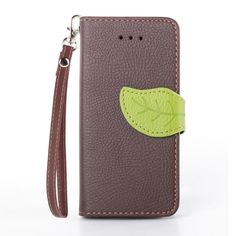 iPhone 5s Case iPhone 5 Case KINGCOOL(TM) Cute Tree Leaf Design Magnetic Flip Stand Leather Wallet Case Cover with Free Stylus for Apple iPhone 5/5s(Brown) Specially designed for Apple iPhone 5/5s Made of high quality PU leather material+magnetic flip design Includes slots to store your credit cards / business cards Provides protection and prevents scratches and dirt from accumulating Full access to all functions