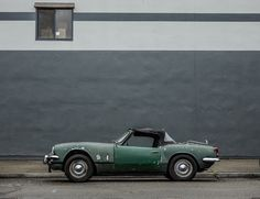 spitfire - they call it patina