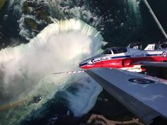 Twitter / Cmdr_Hadfield: Good morning! Niagara Falls ...