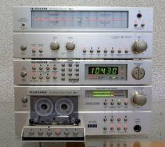 Combo - Telefunken Amp MA-1, Tuner MT-1 & Deck MC-1