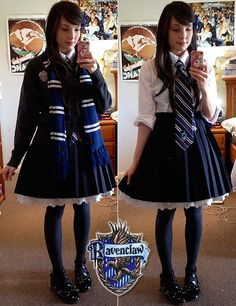 I've always known that was Ravenclaw... but my letter from Hogwart just got lost!