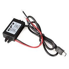 DC-DC Supply Power Converter Buck Module 12V to 5V 3A Mini USB Output Power Adapter Car