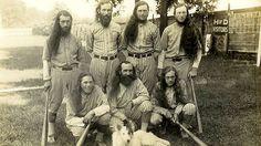 1920-1930's Barnstorming Baseball team-House of David