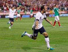 Dos A Cero: USA Qualifies For 2014 World Cup With Win Over Mexico {via Gothamist}