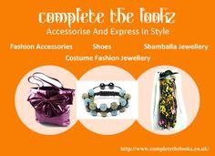 #Best Online Shop http://www.completethelookz.co.uk/