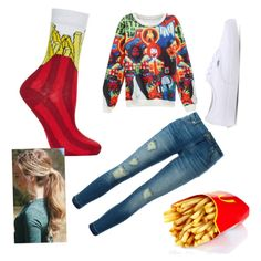 McDonald's Outfit