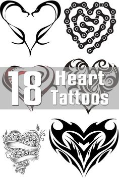 Heart Tattoo Designs - The Body is a Canvas Bear Tattoos, Girly Tattoos, Body Art Tattoos, Tattoos For Guys, Cool Tattoos, Tatoos, Heart Tattoo Designs, Tribal Tattoo Designs, Ride Or Die Tattoo