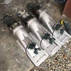 Yamaha pumps on the ASP intake Small Jet Boats, Jet Ski Engine, Power Hammer Plans, Electric Boat Engine, Jet Surf, Mud Motor, Rc Boot, Suzuki Cafe Racer, Boat Propellers