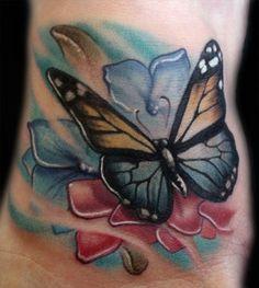 autism tattoos | Kelly Doty at Ink & Dagger Tattoo