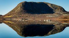 Mogen og Argehovd i Telemark