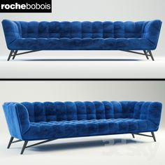 Chester moon chesterfield nabuk sofa by paola navone for for Sofa chester ikea